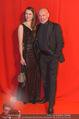 FIlmball Vienna 2017 - Rathaus - Fr 24.03.2017 - Johannes KRISCH mit Ehefrau Larissa FUCHS18