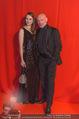 FIlmball Vienna 2017 - Rathaus - Fr 24.03.2017 - Johannes KRISCH mit Ehefrau Larissa FUCHS19