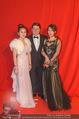 FIlmball Vienna 2017 - Rathaus - Fr 24.03.2017 - Christian SPATZEK mit Ehefrau Sun Young und Tochter Nina139