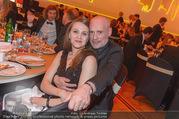 FIlmball Vienna 2017 - Rathaus - Fr 24.03.2017 - Johannes KRISCH mit Ehefrau Larissa FUCHS220