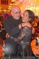 FIlmball Vienna 2017 - Rathaus - Fr 24.03.2017 - Shirley und Otto RETZER (Kussfoto)227