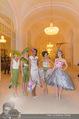 Dancer against Cancer Frühlingsball - Hofburg - Sa 25.03.2017 - Models Gruppenfoto25