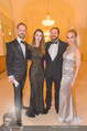 Dancer against Cancer Frühlingsball - Hofburg - Sa 25.03.2017 - Madeline ZIMA, Ryan Alexandre SNOW, Yvonne RUEFF, M URRISK70