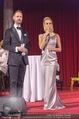 Dancer against Cancer Frühlingsball - Hofburg - Sa 25.03.2017 - Matthias URRISK, Yvonne RUEFF Moderation236