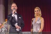 Dancer against Cancer Frühlingsball - Hofburg - Sa 25.03.2017 - Matthias URRISK, Yvonne RUEFF Moderation237