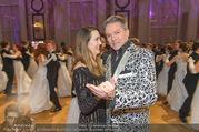 Dancer against Cancer Frühlingsball - Hofburg - Sa 25.03.2017 - Madeline ZIMA, Alfons HAIDER239