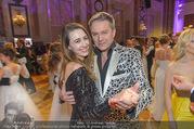 Dancer against Cancer Frühlingsball - Hofburg - Sa 25.03.2017 - Madeline ZIMA, Alfons HAIDER240