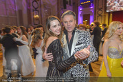Dancer against Cancer Frühlingsball - Hofburg - Sa 25.03.2017 - Madeline ZIMA, Alfons HAIDER241