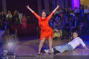 Dancer against Cancer Frühlingsball - Hofburg - Sa 25.03.2017 - Caroline ATHANASIADIS294