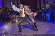 Dancer against Cancer Frühlingsball - Hofburg - Sa 25.03.2017 - Yvonne RUEFF, Volker GROHSKOPF (tanzen)309