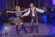 Dancer against Cancer Frühlingsball - Hofburg - Sa 25.03.2017 - Yvonne RUEFF, Volker GROHSKOPF (tanzen)310