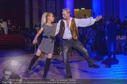 Dancer against Cancer Frühlingsball - Hofburg - Sa 25.03.2017 - Yvonne RUEFF, Volker GROHSKOPF (tanzen)311