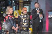 Designwechsel - Swarovski Wien - Mo 27.03.2017 - Carla RUMLER, Stefan ISSER, Manish ARORA32