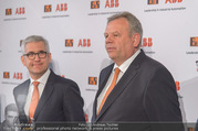 ABB übernimmt B&R PK - Park Hyatt - Mi 05.04.2017 - Ulrich SPIESSHOFER, Hans WIMMER26