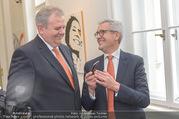 ABB übernimmt B&R PK - Park Hyatt - Mi 05.04.2017 - Ulrich SPIESSHOFER, Hans WIMMER35