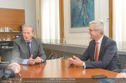 ABB übernimmt B&R PK - Park Hyatt - Mi 05.04.2017 - Ulrich SPIESSHOFER, Reinhold MITTERLEHNER51