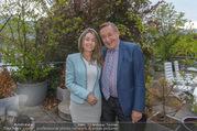 Richard Lugners Neue - Alhambra Lugner City - Do 20.04.2017 - Richard LUGNER, Andrea vom Badesee10