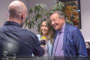 Richard Lugners Neue - Alhambra Lugner City - Do 20.04.2017 - Richard LUGNER, Andrea vom Badesee27