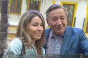 Richard Lugners Neue - Alhambra Lugner City - Do 20.04.2017 - Richard LUGNER, Andrea vom Badesee71