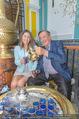 Richard Lugners Neue - Alhambra Lugner City - Do 20.04.2017 - Richard LUGNER, Andrea vom Badesee85
