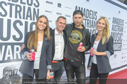 Amadeus Austria Music Awards 2017 - Volkstheater - Do 04.05.2017 - 2