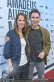 Amadeus Austria Music Awards 2017 - Volkstheater - Do 04.05.2017 - Christina ST�RMER, Julian LE PLAY (Heidrich)97
