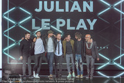 Amadeus Austria Music Awards 2017 - Volkstheater - Do 04.05.2017 - Julian LE PLAY mit Band157