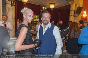 Amadeus Austria Music Awards 2017 - Volkstheater - Do 04.05.2017 - Robert KRATKY, Chiara H�LZL297