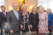 Sarata Empfang - Sarata Privatwohnung - Di 09.05.2017 - Johann und Erna MARIHART, Birgit SARATA, Doris BURES26