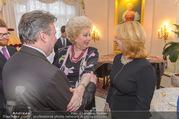 Sarata Empfang - Sarata Privatwohnung - Di 09.05.2017 - Michael LUDWIG, Birgit SARATA, Doris BURES34
