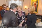 Sarata Empfang - Sarata Privatwohnung - Di 09.05.2017 - Michael LUDWIG, Birgit SARATA, Doris BURES36