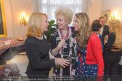 Sarata Empfang - Sarata Privatwohnung - Di 09.05.2017 - Maria GROßBAUER GROSSBAUER, Birgit SARATA, Doris BURES42