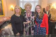 Sarata Empfang - Sarata Privatwohnung - Di 09.05.2017 - Maria GROßBAUER GROSSBAUER, Birgit SARATA, Doris BURES44