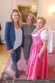 Fete Imperiale Kick Off - Spanische Hofreitschule - Di 09.05.2017 - Stephanie F�RSTENBERG, Elisabeth G�RTLER, Rosi SCHIPFLINGER1