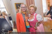 Fete Imperiale Kick Off - Spanische Hofreitschule - Di 09.05.2017 - Margarete SCHRAMB�CK, Rosi SCHIPFLINGER31