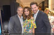 Boutique Opening - MontBlanc Boutique - Mi 10.05.2017 - Manfred und Nelly BAUMANN, Daniel SERAFIN10