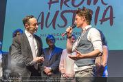 I am from Austria PK - Ronacher - Di 16.05.2017 - Christian STRUPPEK, Lukas PERMAN8