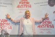 I am from Austria PK - Ronacher - Di 16.05.2017 - Elisabeth ENGSTLER15