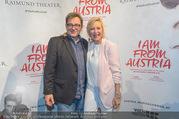 I am from Austria PK - Ronacher - Di 16.05.2017 - Elisabeth ENGSTLER, Andreas STEPPAN18