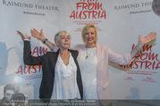 I am from Austria PK - Ronacher - Di 16.05.2017 - Dolores SCHMIDINGER, Elisabeth ENGSTLER22
