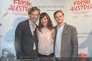 I am from Austria PK - Ronacher - Di 16.05.2017 - Martin BERMOSER, Irina FLURY, Matthias TRATTNER25