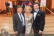Emba - Event Hall of Fame Awards - Casino Baden - Do 18.05.2017 - Hubert Hupo NEUPER, Dagmar KOLLER, Peter SCHR�CKSNADEL55