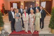 Emba - Event Hall of Fame Awards - Casino Baden - Do 18.05.2017 - Gruppenfoto Embas, Laudatoren, Preistr�ger (Tobisch, Neuper,...62