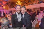Emba - Event Hall of Fame Awards - Casino Baden - Do 18.05.2017 - Wolfgang PETERLIK, Rainer NEWALD214