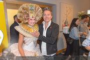 Lifeball PK - LeMeridien - Mo 22.05.2017 - Alfons HAIDER mit verkleideter Hostess4