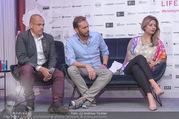 Lifeball PK - LeMeridien - Mo 22.05.2017 - Gery KESZLER, Giorgio MADIA, Amra BERGMANN37
