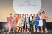 Silvia Schneider Geburtstag - Gartenbaukino - Mi 24.05.2017 - Silvia SCHNEIDER und Anthony DELON mit Models146
