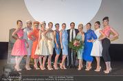 Silvia Schneider Geburtstag - Gartenbaukino - Mi 24.05.2017 - Silvia SCHNEIDER und Anthony DELON mit Models147
