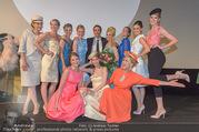 Silvia Schneider Geburtstag - Gartenbaukino - Mi 24.05.2017 - Silvia SCHNEIDER und Anthony DELON mit Models148