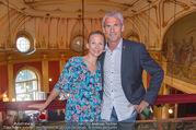 SKY Champions League Finale - Volkstheater - Sa 03.06.2017 - Michael und Tina KONSEL2